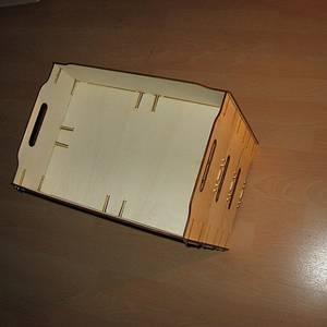 Коробка с ручками