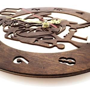 Часы настенные «Пожарному»