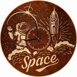 Часы настенные «Космос»