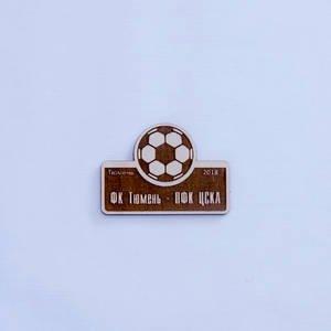 Магниты футбольные