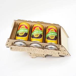 Упаковка для подарка «Корабль»