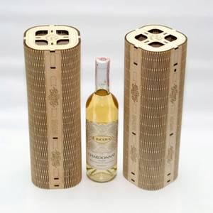 Стильная упаковка для вина