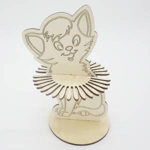 Салфетница Котёнок