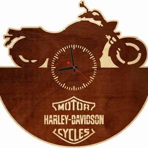 Часы настенные «Harley-Davidson»