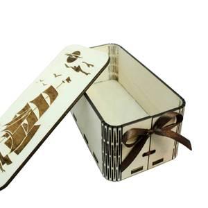 Подарочная упаковка с крышкой