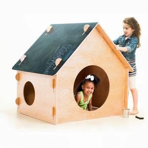 Детский меловой домик