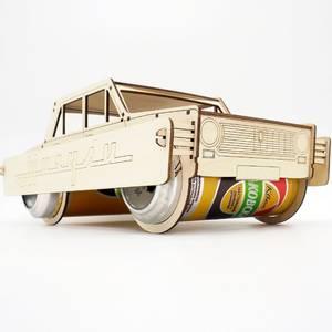 Упаковка для подарка «Жигули»