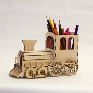Конструктор Поезд