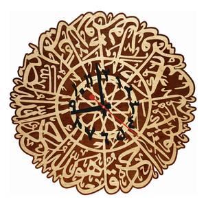 Деревянные настенные часы - Шамаиль