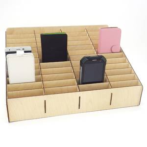 Органайзер для телефонов 4x12