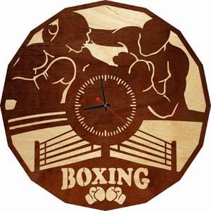 Часы настенные «Boxing»