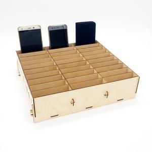 Органайзер для телефонов 3x10