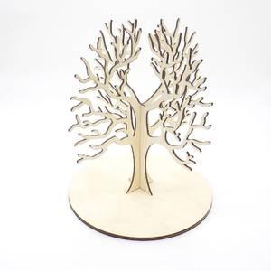 Стойка для бижутерии Дерево