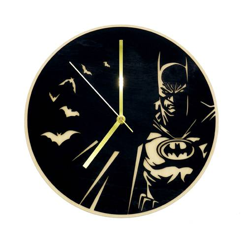 Часы настенные «Batman»
