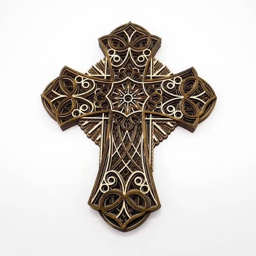 Пано «Крест»