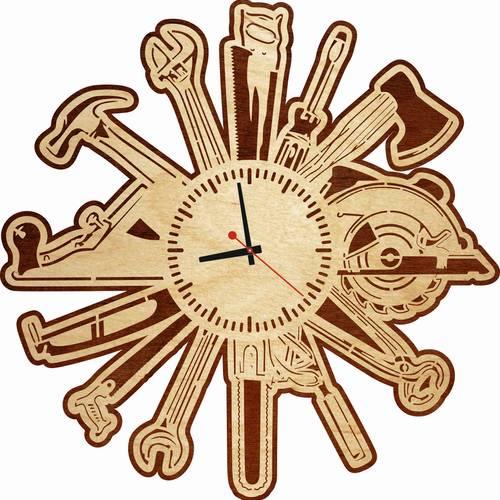 Часы настенные «Столяр»