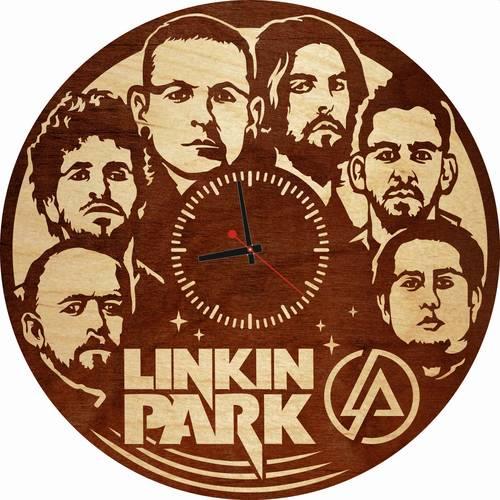 Часы настенные «Linkin Park»