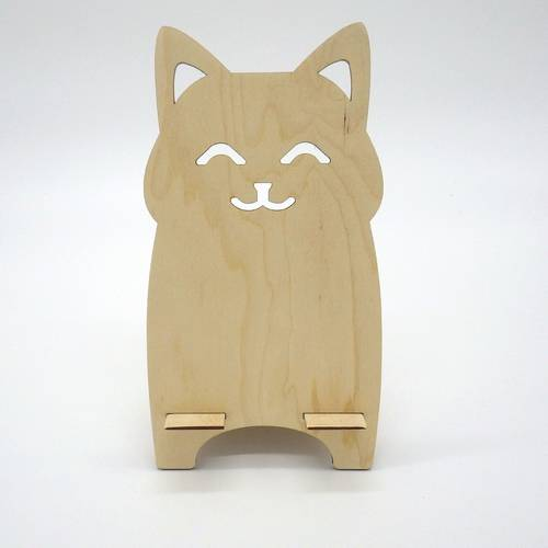 Довольный кот