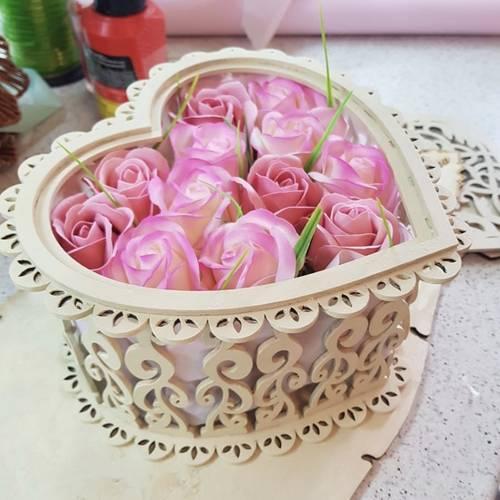 Шкатулка для цветов